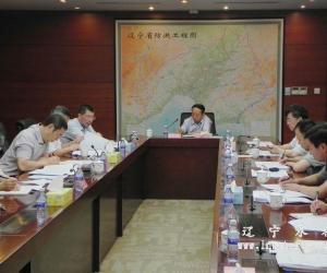 副省长赵化明主持召开会商会议 进一步安排部署防台风工作