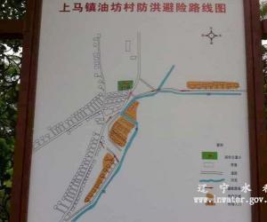"""抚顺县""""防御明白卡""""成为洪灾易发区的一道保险"""