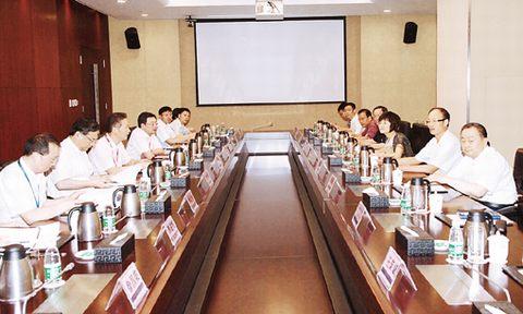 中国船舶工业集团公司总部召开了纪检监察工作座谈会