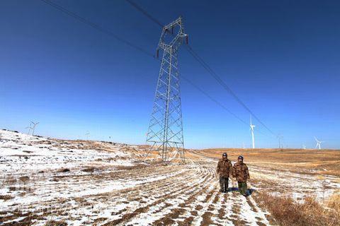 以及风电送出等各重点高压线路
