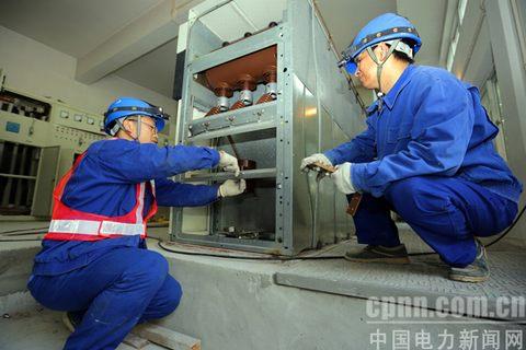 宁波供电完成城区配电房阶段性改造 - 电力工程