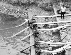 山东德州:景区终于可以放心地蓄水