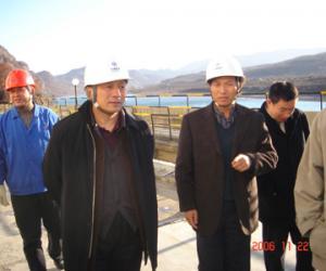 王保忠副总经理到公司东北地区电厂调研
