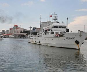 海南省总队执法船圆满完成赴西沙、黄岩岛巡航护渔任务
