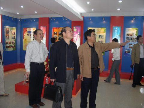 江苏省水利厅文明办对我市水利系统文明单位进
