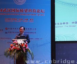 2014武汉国际桥梁科技论坛隆重开幕
