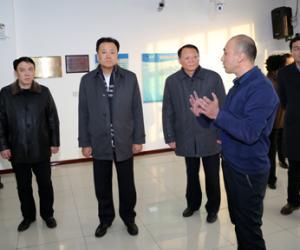 副市长阎庆民到津滨水厂检查指导安全生产工作
