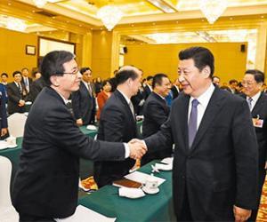 习近平参加上海代表团审议:为构建开放型经济新体制探索新路