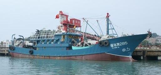 民营远洋渔船规模全国最大 福州