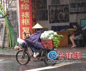 福建厦门:昨日同安降雨达到暴雨量级,增加了同安区水库库容