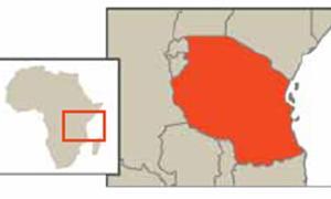 非洲水图(一二一)
