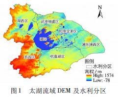 太湖流域降水不均匀性研究