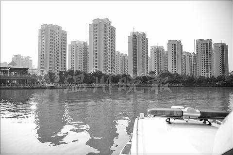 """河旧村建起座座高楼   今年温瑞主塘河""""水岸同治""""蓝图共有十项任务"""