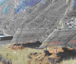 我省首例光伏供电农村饮水工程在神木县建成