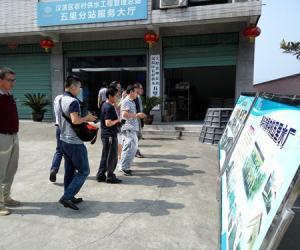 汉中市组织各区县赴安康考察学习农村饮水安全建后运行管理先进经验