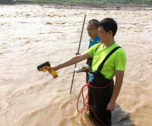 《中国水利报》:监测预报——巧抓低潮位泄水 大战多方面困难