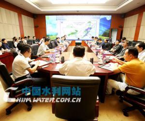 《中国水利报》:科学调度——洪峰叠加险情急 错峰错时保安全