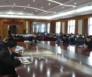 黑龙江省水利厅开展保密计算机使用专项培训