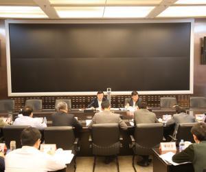 陈寅副市长到上海市水务局、海洋局调研