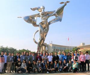 监测中心生态室受邀参加联合国政府间合作藻类工作会议