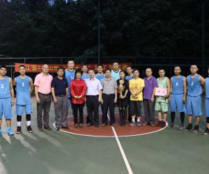 """珠江委举办2016年""""技术杯""""职工篮球赛"""