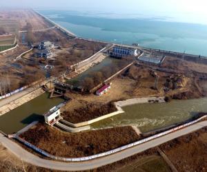 1.25亿方雨洪资源奔流500公里润衡水、沧州