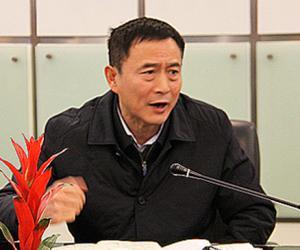 詹晓安主持召开全厅水利网络安全和信息化发展专题会议(图)
