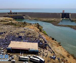 中资建设苏丹上阿特巴拉水利枢纽开始发电