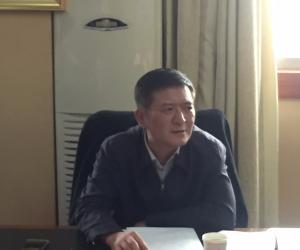 李文汉副主任赴水利厅开展《水法》《水保法》执行情况调研