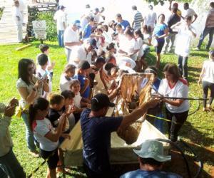 三峡巴西公司将举行鱼类增殖放流活动