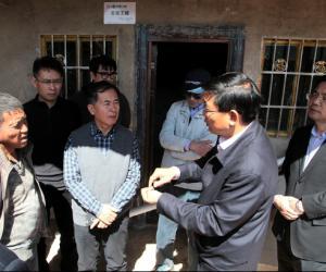 中国三峡集团外部董事调研云南脱贫攻坚工作