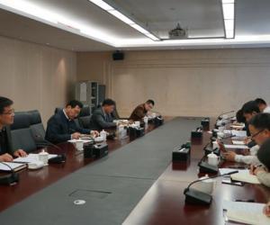 卢纯参加办公厅第一党支部专题组织生活会