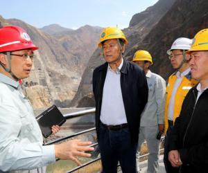 樊启祥与中国大坝工程学会专家座谈