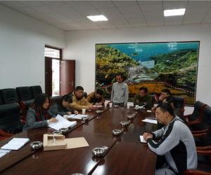 昆明市水务局检查宜良县海马箐水库工程建设施工现场安全生产工作