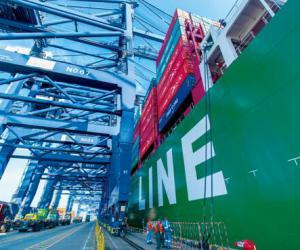 盐田港成为全国船舶岸电供应能力最强码头
