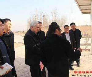 临清政务网:省南水北调局局长刘建良来临清调研