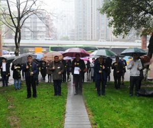 长江委举办清明节纪念林一山主题活动
