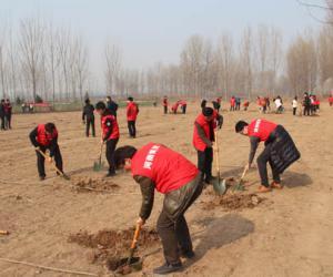 河南河务局积极开展志愿服务活动