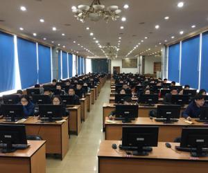 """河北省2017年第一期水利施工企业""""三类人员"""" 安全生产知识考试顺利完成"""