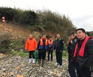 省执法总队组织对甬台争议岛屿开展联合执法检查