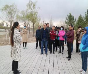 石嘴山市水土保持国策宣传教育首次进公务员素质能力提升培训课堂