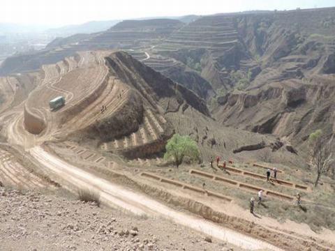 国家水土保持重点建设工程甘肃省镇原县翟池