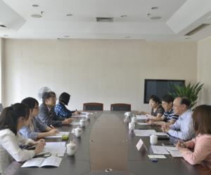 日本驻重庆领事馆总领事拜访重庆市环保局