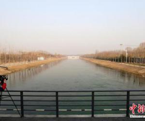 中国新闻社:南水北调东线一期工程完成年度调水