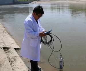水文水质监测中心圆满完成调水期间水量水质监测工作