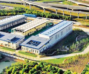 上海城投水务(集团)有限公司注册资本317.5亿元,从业人员约10000人