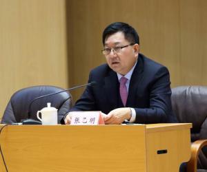 张乙明在市委宣讲习近平总书记重要讲话精神
