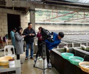 央视《发现之旅》栏目组赴连江采风