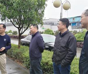 市环保重点工作第十一督查组到井研开展督察