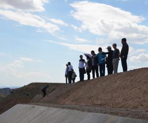 互助下沙沟卡口站建成并通过验收